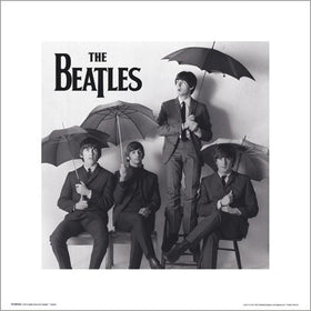 The Beatles Umbrella
