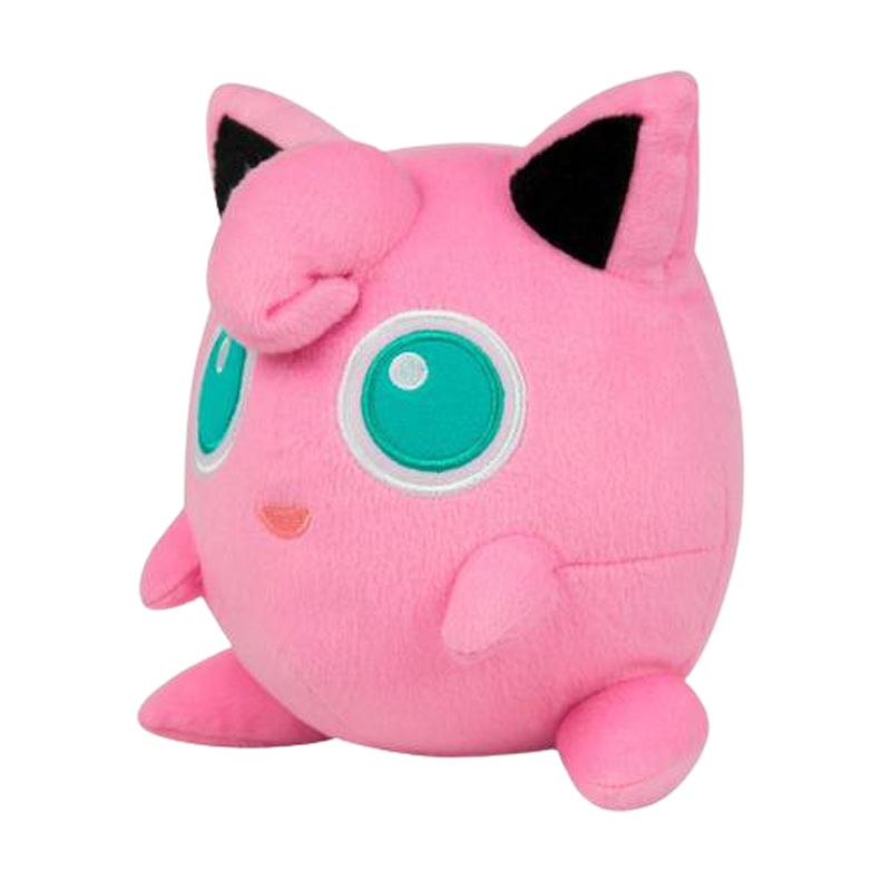 Pokemon Jigglypuff Soft Toy - www.entertainmentstore.in