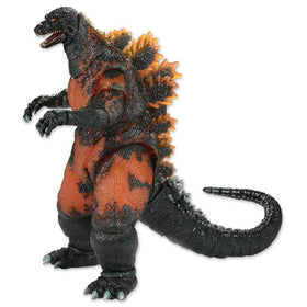 Godzilla Head to Tail Classic 1995 Burning Godzilla Action Figure