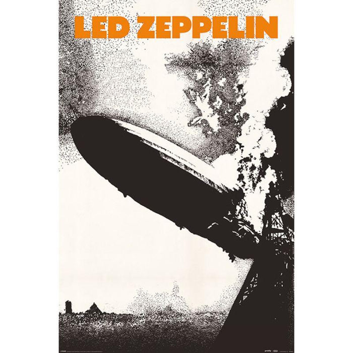Led Zeppelin Led Zeppelin I Maxi Poster