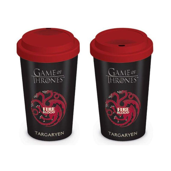 Game of Thrones Targaryen Travel Mug