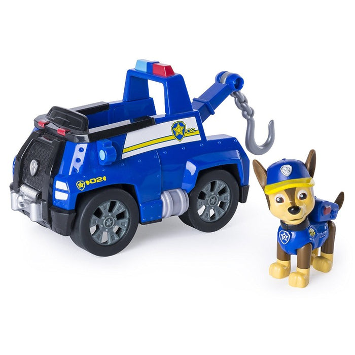 Paw Patrol Chase On Roll Police Cruiser - www.entertainmentstore.in