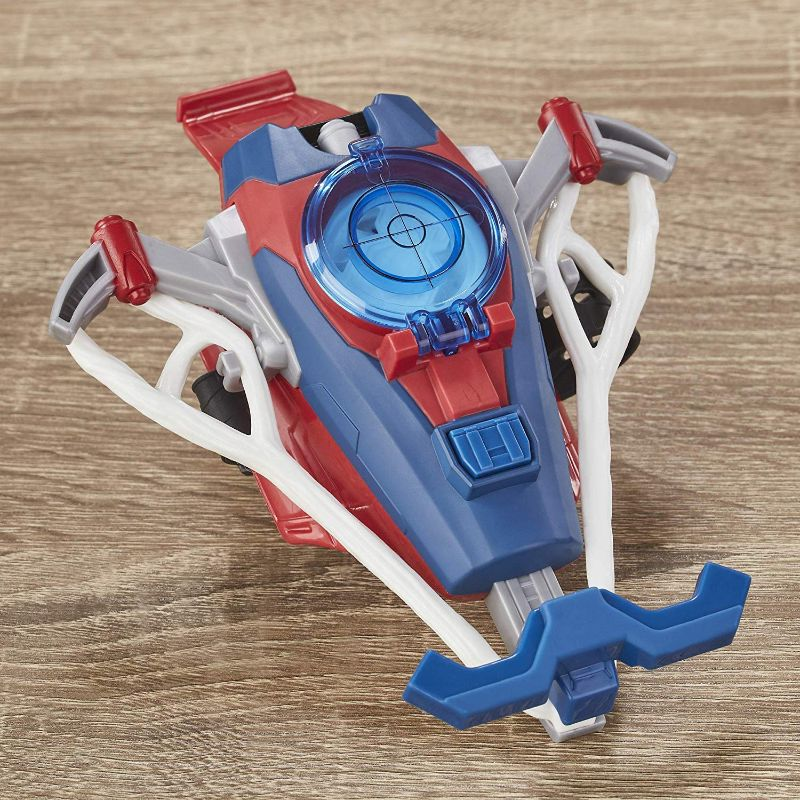 Marvel Spider Man Web Shots Disc Slinger Blaster Toy - www.entertainmentstore.in