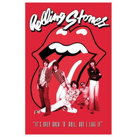 Rolling Stones It's only rock n roll Maxi Poster