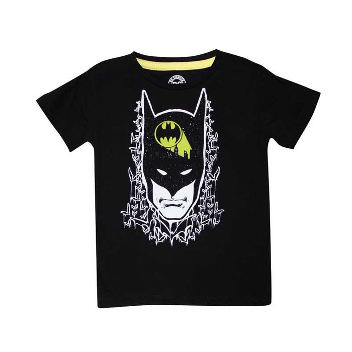 Batman (732) Black Kids T Shirt