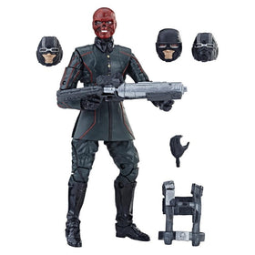 Marvel Studios The First Ten Years Captain America The First Avenger Red Skull Action Figure