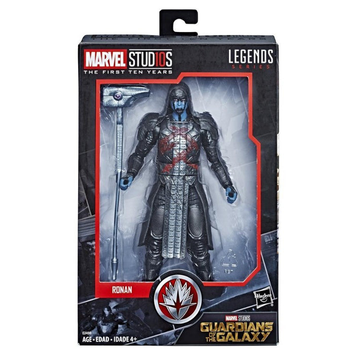 Marvel Studios The First Ten Years Guardians of the Galaxy Ronan Action Figure - www.entertainmentstore.in