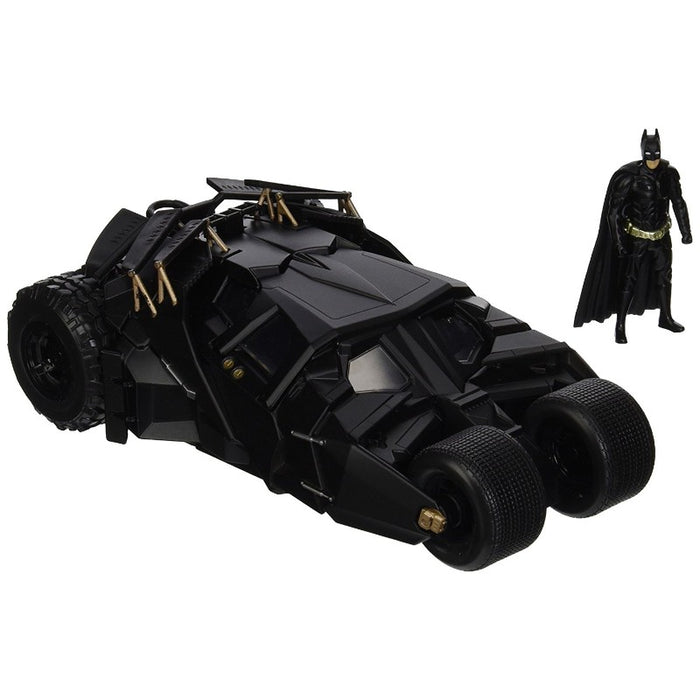 Batman 1:24 Batmobile -2008 BVS Batmobile W/ Batman DC Figure
