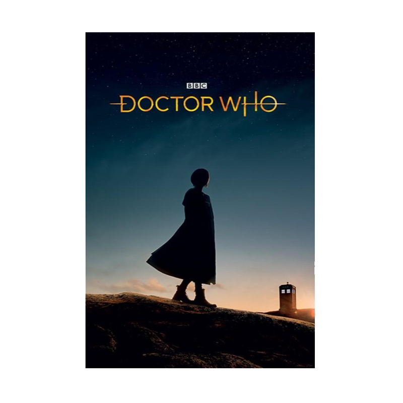 Doctor Who New Dawn Maxi Poster