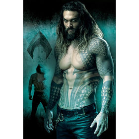 Justice League  Aquaman Maxi Poster