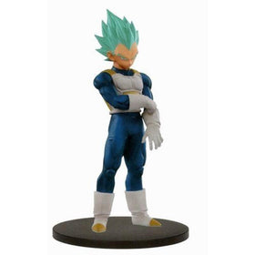 Dragon Ball Super Warriors Vol 5 Super Saiyan God Vegeta Figure