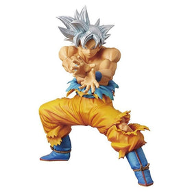 Dragon Ball Super Warriors Special Ultra Instinct Son Gokou Action Figure