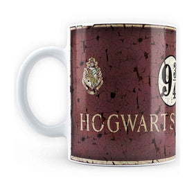 Harry Potter Platform 9 and 3/4 Mug