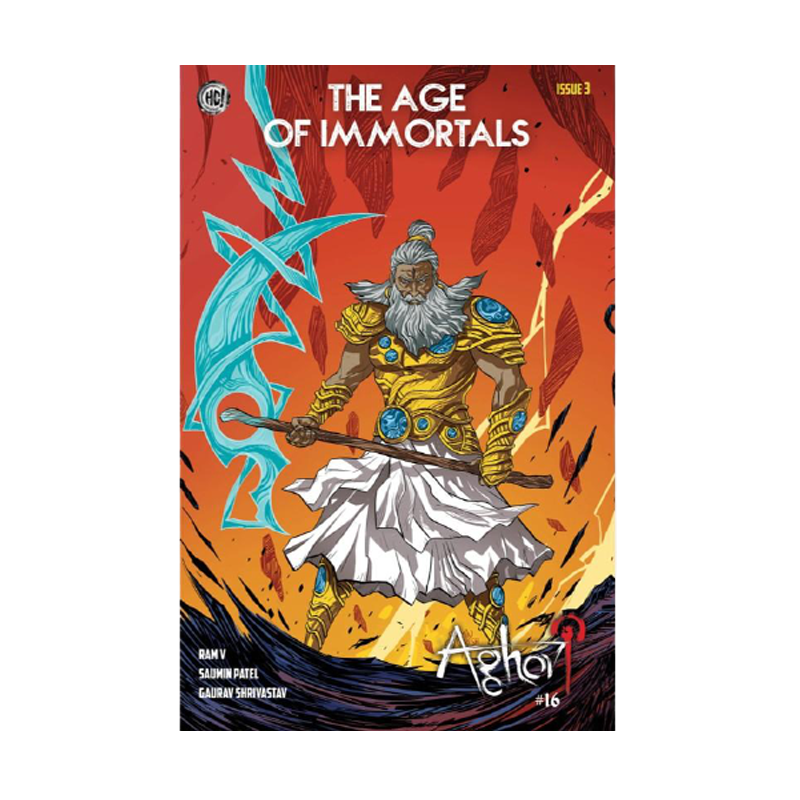 Aghori # 16 The Age Of Immortals Paperback - www.entertainmentstore.in