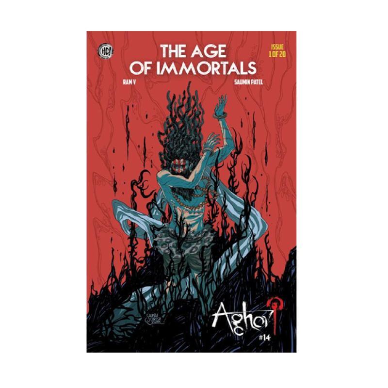 Aghori # 14 The Age Of Immortals Paperback