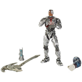 Cyborg Justice League Action Figure