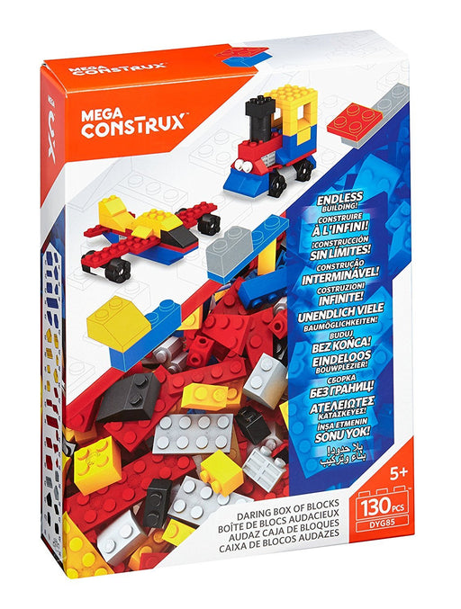 Mega Construx Daring Box Of Blocks