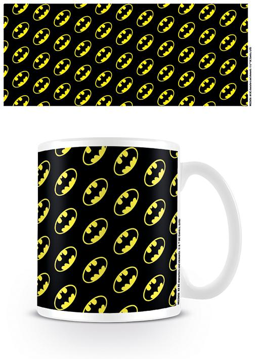 Dc Originals (Batman Logo PattErn) Mug