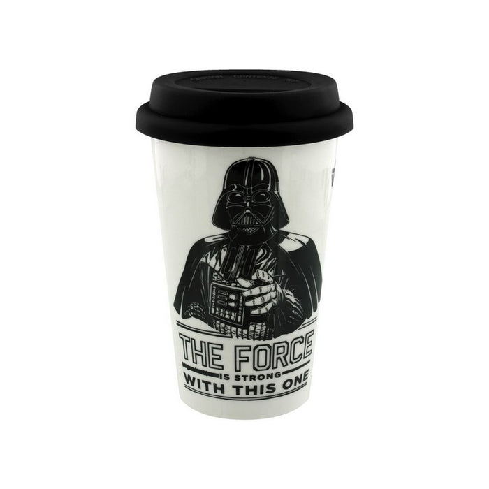 Star Wars Force Is Strong Travel Mug