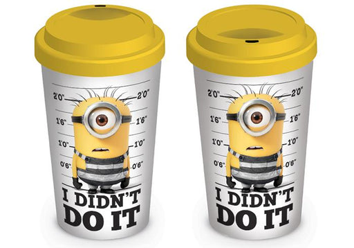 Despicable Me 3 ( I DidnT DoTravel Mug