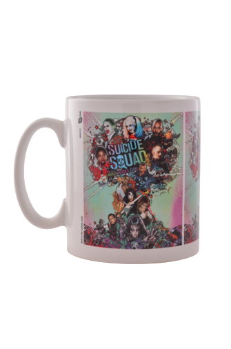 Suicide Squad One Sheet Mug - www.entertainmentstore.in