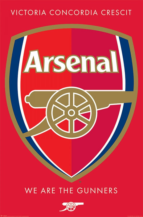 Arsenal Fc Crest MaxiPoster
