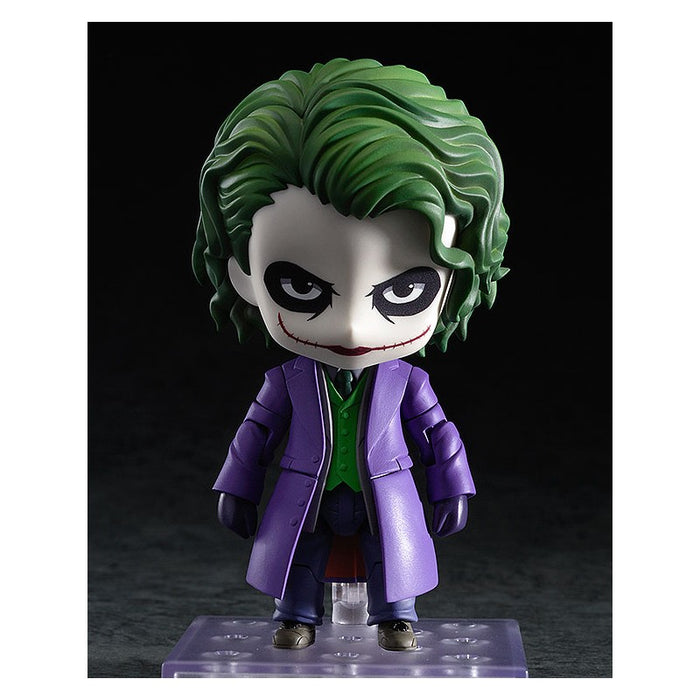 Batman Dark Knight Villains Edition Nendoroid Joker Action Figure
