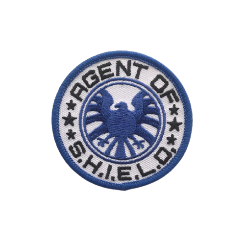 Avengers Agent of Shield Iron Patch - www.entertainmentstore.in