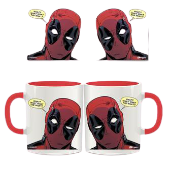 Deadpool Quote Mug - www.entertainmentstore.in