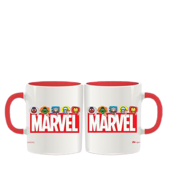 Marvel Speech Heroes Mug - www.entertainmentstore.in