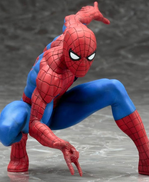 The Amazing Spider-Man ARTFX + Statue - www.entertainmentstore.in