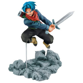 Dragon Ball Super Trunks Soul X Soul Figure
