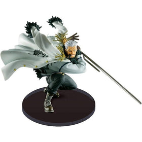 One Piece Smoker Statue