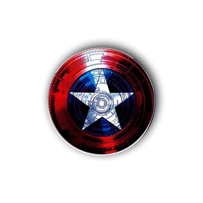 Captain America Shield Decoded Pop Out