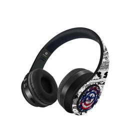 Splash Out Shield Decibel Wireless On Ear Headphones