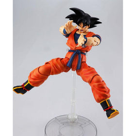 Saiyan Son Goku Dragon Ball Z 1/8 MG Plastic Model Kit