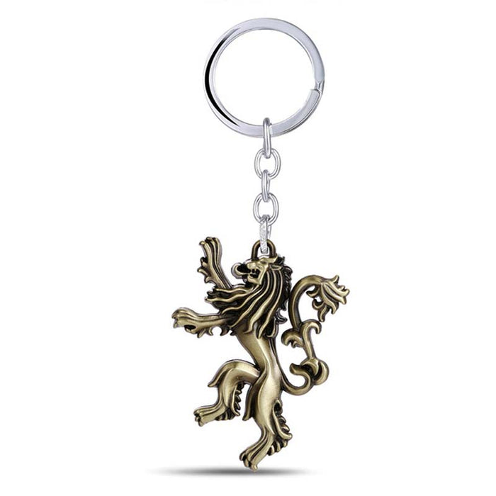 Game of Thrones Lannister Key Chain