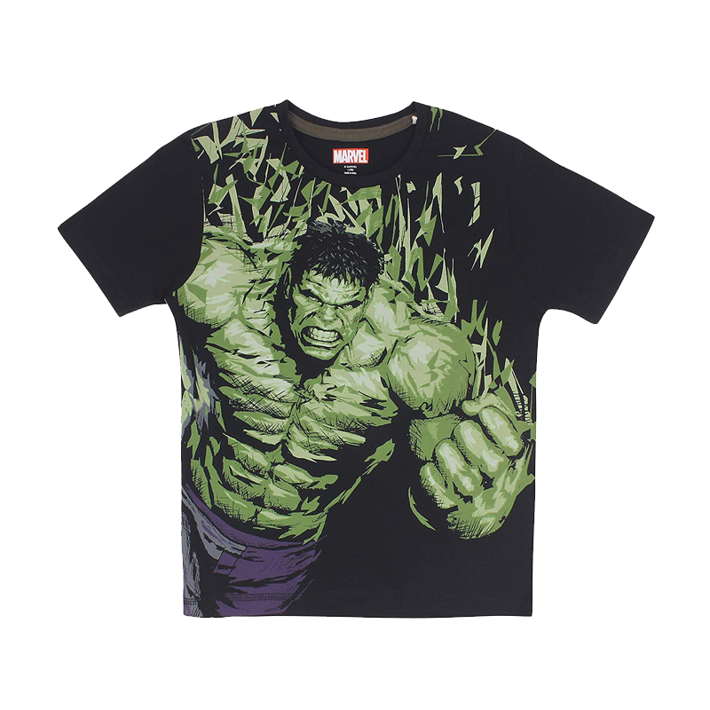 AVENGERS HULK  (45) BLACK - www.entertainmentstore.in
