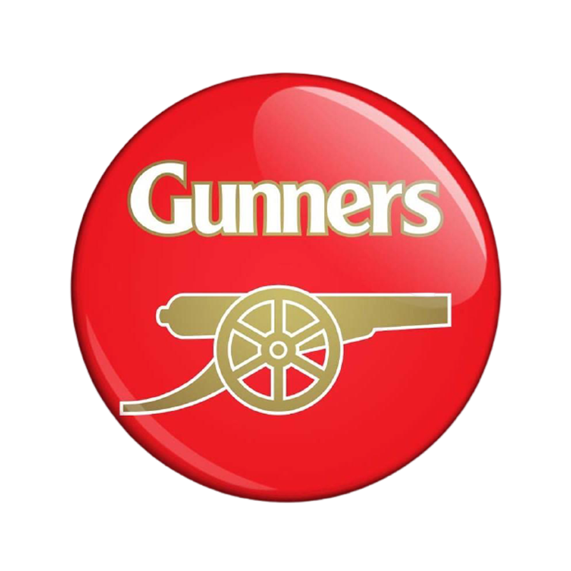 Arsenal Fc Button Badge Cn - www.entertainmentstore.in