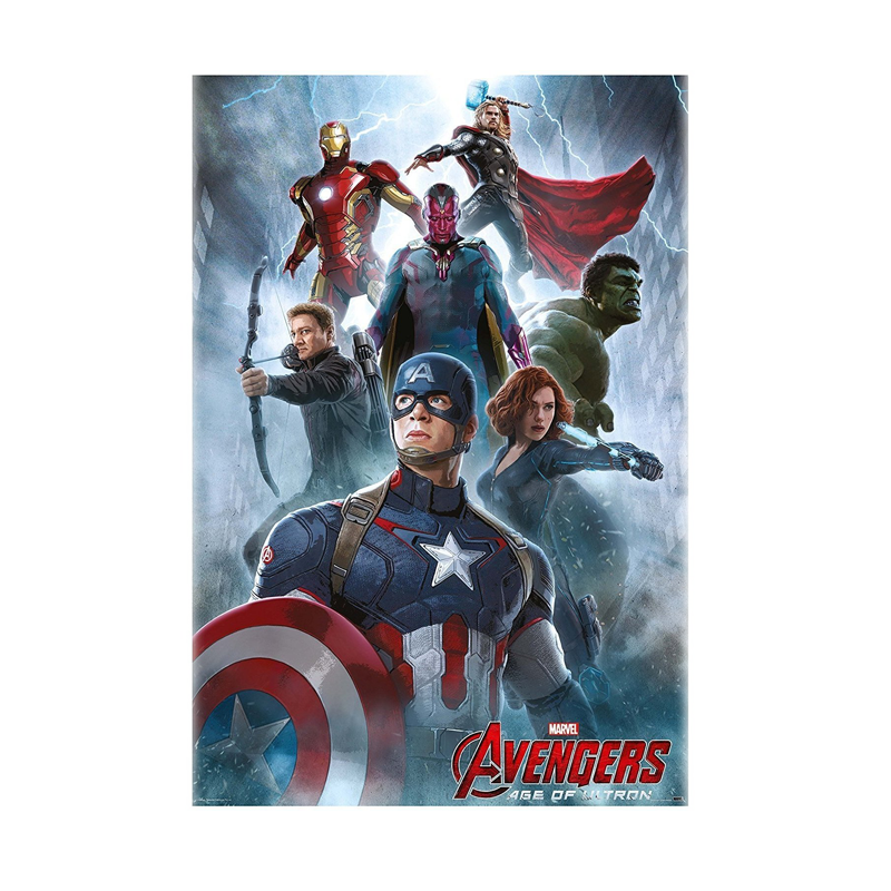 Avengers Age Of Ultron Miniposter - www.entertainmentstore.in