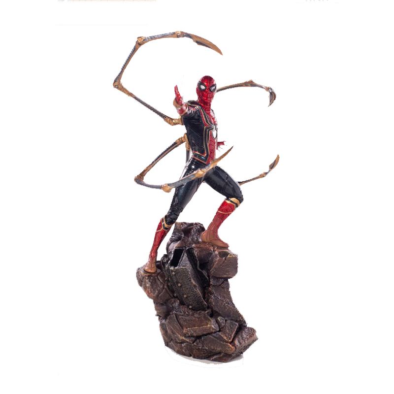 Iron Spider Man BDS Art Scale 1/10 Avengers Infinity War Statue - www.entertainmentstore.in