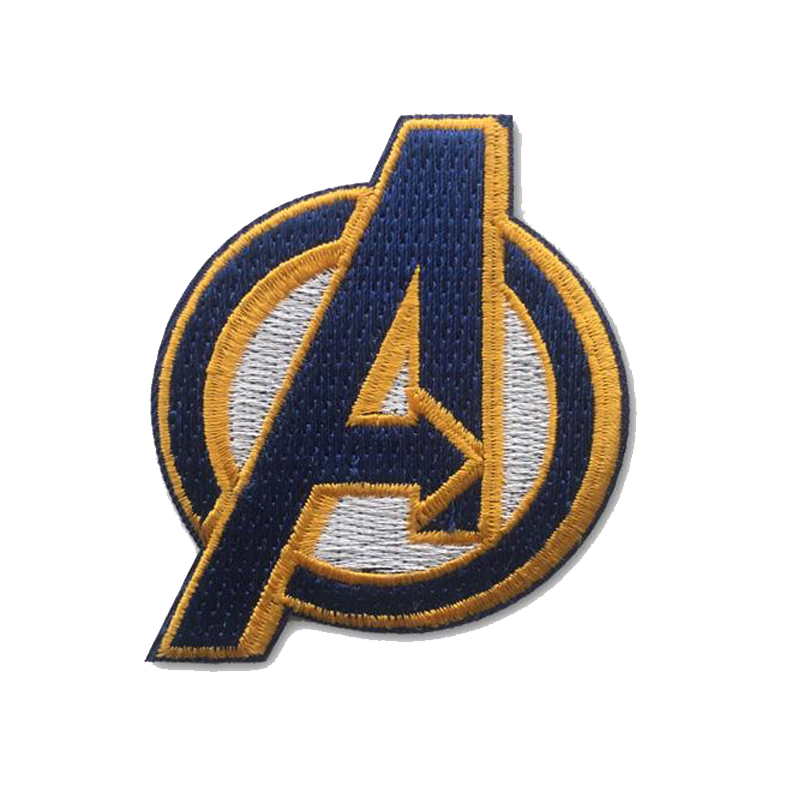 Avengers Logo Iron Patch - www.entertainmentstore.in