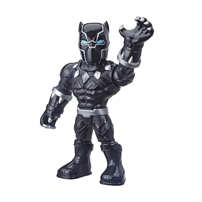 Black Panther Mega Mighties Action figures - www.entertainmentstore.in