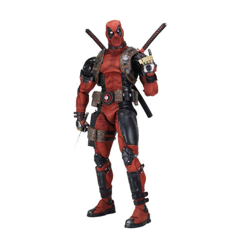 Deadpool Marvel Classics 1/2 Scale Action figures - www.entertainmentstore.in