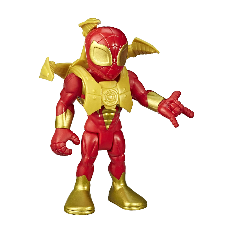 Iron Spider Super Hero Adventures Figure - www.entertainmentstore.in