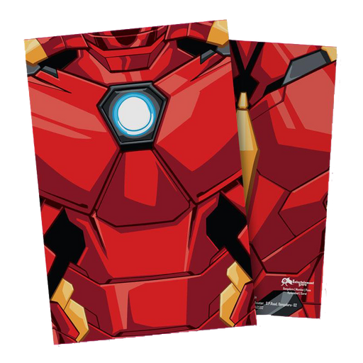 Iron Man Suit Notebook - www.entertainmentstore.in