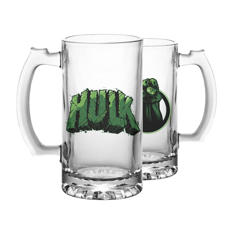 Marvel Hulk Beer Mug - www.entertainmentstore.in