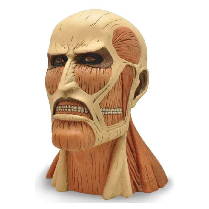 Attack On Titan Colossal Titan Bust Bank
