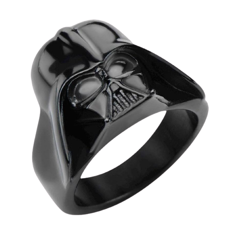 Star Wars Darth Vader 3D Black Ring - www.entertainmentstore.in
