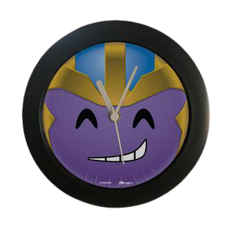 Thanos Marvel Table Clock - www.entertainmentstore.in